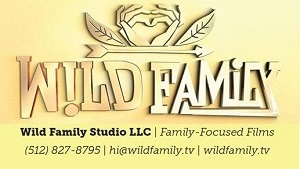 Wild Family business card