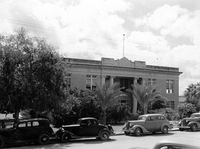 Dimmit County CourthouseTXDoT1939