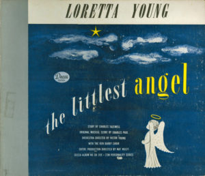 Thank You, Loretta Young